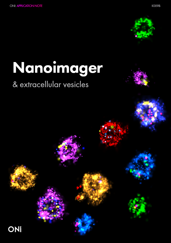 Nanoimager and Extracellular Vesicles